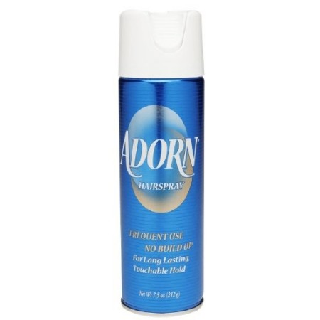 Adorn Hair Spray Frequent Use 7.50 oz [809219300020]