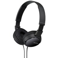 Sony Stereo Headphones, Black 1 ea [027242867086]