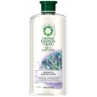 Herbal Essences Naked Moisture & Hydration Shampoo, Rosemary & Mint Essences 13.50 oz [381519185120]