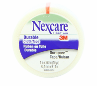 Nexcare Durapore Durable Cloth Tape 1 Inch X 10 Yards 1 ea [051131000209]