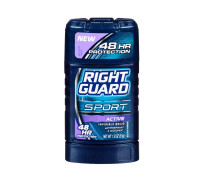 Right Guard Sport Antiperspirant & Deodorant, Invisible Solid, Active 1.8 oz [017000251875]