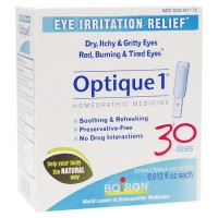 Boiron Optique 1 Eye Irritation Relief Single-Use Doses 30 ea [306969277720]
