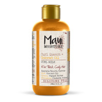 Maui Moisture Curl Quench + Coconut Oil Curl Milk 8 oz [022796180032]