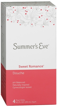 Summer's Eve Douche Sweet Romance 4 Each [041608875867]