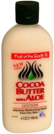 Fruit of the Earth Cocoa Butter Lotion 4 oz [071661042128]