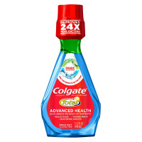Colgate Total Advanced Health Mouthwash Fresh Mint 13.5 oz [035000556820]