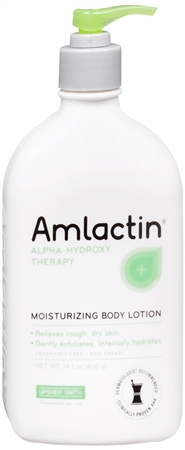 AMLACTIN 12% Moisturizing Body Lotion 14 oz [302450023401]
