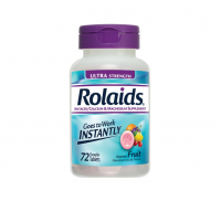 Rolaids  Ultra Strength Tablets, Fruit 72 ea [041167100417]