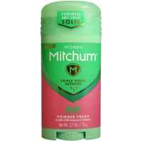 Mitchum For Women Triple Odor Defense Invisible Solid Antiperspirant & Deodorant 2.70 oz [309971103308]