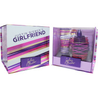 Justin Bieber Girlfriend 3 Piece Gift Set for Women 1 ea [719346604062]