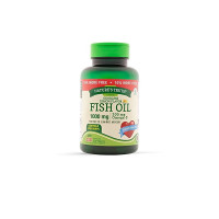 Nature's Truth Odorless Fish Oil 1,000 mg, Lemon Flavor, 110 ea  [840093106087]