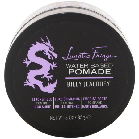Billy Jealousy  Lunatic Fringe Hair Pomade 3 oz [181044000246]