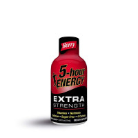 5 Hour Energy Extra Energy Strength  Zero Sugar, 1.93 oz [719410734121]