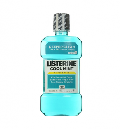 Listerine Cool Mint 500 mL [312547427258]