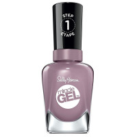 Sally Hansen Miracle Gel Nail Polish, Love Me Lilac 0.5 oz [074170451788]