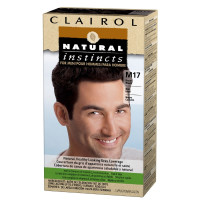 Natural Instincts For Men Haircolor M17 Brown Black 1 Each [070018043481]