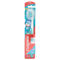 Colgate 360 Enamel Health Whitening Manual Toothbrush, Soft 1 ea [035000681782]
