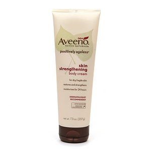 AVEENO Active Naturals Positively Ageless Skin Strengthening Body Cream 7.30 oz [381371023653]