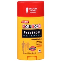 Gold Bond Friction Defense Stick Unscented 1.75 oz [041167074701]