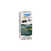 The Relief Products Eye Twitching Relief Drops, 0.33 oz  [858961001402]