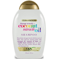Organix Extra Strength Damage Remedy + Coconut Miracle Oil Shampoo 13 oz [022796901200]