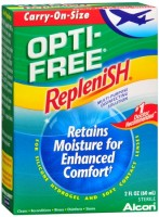 OPTI-FREE RepleniSH Multi-Purpose Disinfecting Solution Carry-On Size 2 oz [300651356380]