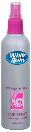 White Rain Classics Hair Spray Non-Aerosol Extra Hold 7 oz [809219770281]