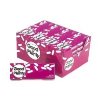 Good & Plenty Candy 24 pack (1.8oz per pack) [010700088079]