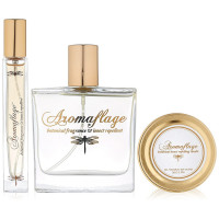 Aromaflage Botanical Fragrance & Insect Repellent 3-Piece Gift Set 1 ea [019962641442]