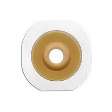 "Colostomy Barrier FlexTend PreCut Extended Wear Tape 214"" Flange Red Code Hydrocolloid 118"" Stoma, 5 ea [610075149056]"
