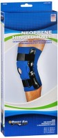 Sport Aid Hinged Knee Neoprene LG 1 Each [763189017442]