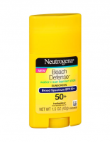 Neutrogena Beach Defense Sunscreen, SPF50+, 1.5 oz [086800872757]