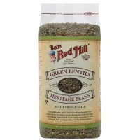 Bob's Red Mill Petite French Green Lentils 24 oz [039978006868]
