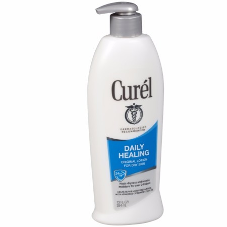 Curel Daily Healing Original Lotion For Dry Skin 13 oz [019045105359]