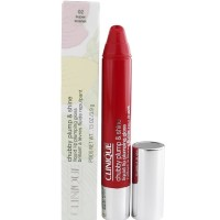 Clinique Chubby Plump & Shine Liquid Lip Plumping Gloss, [02] Super Scarlet .13 oz [020714840228]