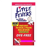 Little Fevers Children's Fever/Pain Reliever Acetaminophen Grape 4 oz [756184101780]
