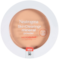 Neutrogena SkinClearing Mineral Powder, Buff [30] 0.38 oz [086800005933]