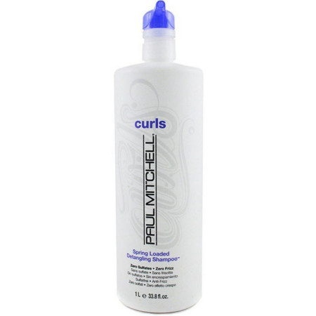 Paul Mitchell Curls Spring Loaded Detangling Shampoo for Unisex 33.8 oz [009531119519]