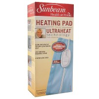Sunbeam Standard Heating Pad, 1 ea [032252756800]
