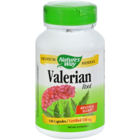 Nature's Way Valerian Root Capsules 100 ea [033674177006]
