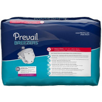 Prevail Breezers Adult Briefs Medium 16 Each [090891246168]