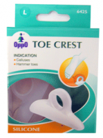 Oppo Silicone Gel Toe Crest, Large [6425] 1 Pair [4711769146118]