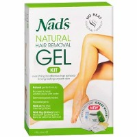 Nad's Gel Kit with Moisture+ Body Balm 6 oz [638995003456]