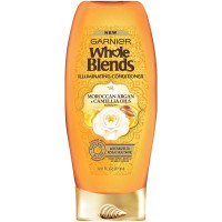 Garnier Whole Blends Illuminating Conditioner Moroccan Argan and Camellia Oils Extracts 12.5 oz [603084459315]
