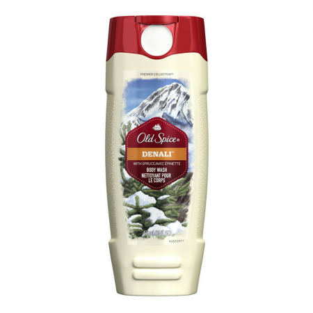 Old Spice Fresh Collection Body Wash Denali 16 oz [037000483366]