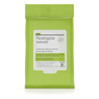 Neutrogena Naturals Purifying Makeup Remover Cleansing Towelettes 7 ea [070501110232]