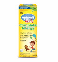 Hyland's Complete Allergy 4 Kids 4 oz [354973309715]