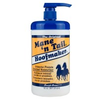 Mane'n Tail Hoofmaker Hand & Nail Moisturizer Therapy 32 oz [071409543634]