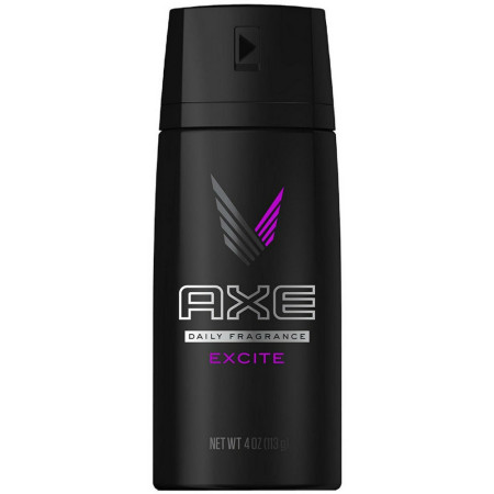 Axe Deodorant Bodyspray, Excite 4 oz [079400115010]