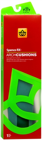 Spenco RX Full Length Arch Cushions Size 3 1 Pair [038472451136]